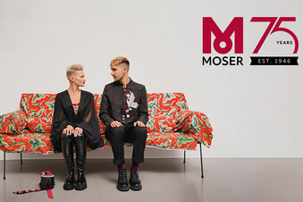 A special anniversary: <br />75 years of MOSER