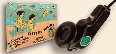 WAHL Massagegeraet