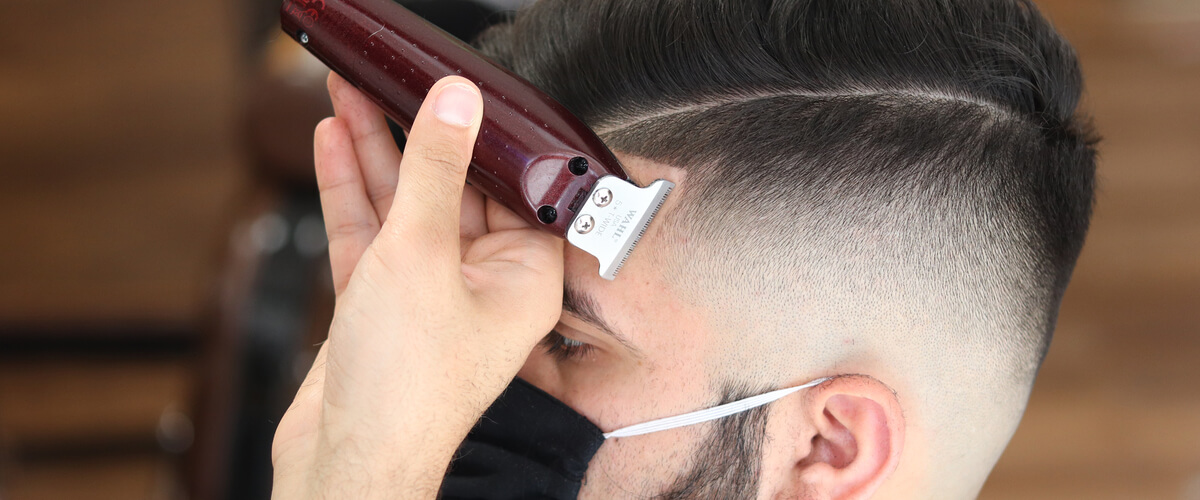 For barbers